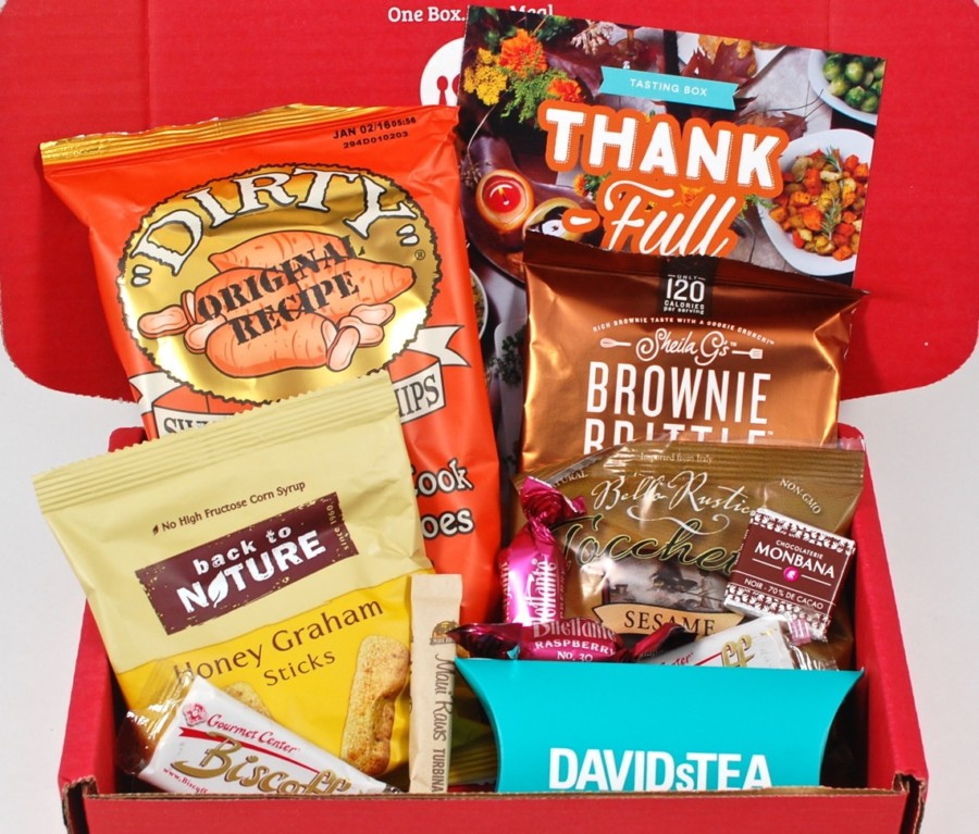 November 2015 Love With Food review