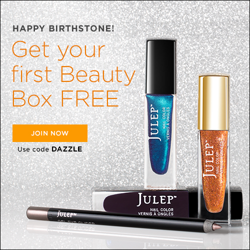 November 2015 Julep box