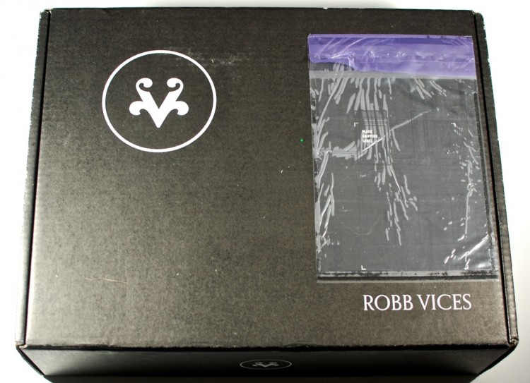 Robb Vices box