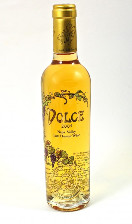 Dolce Napa Valley Late Harvest Wine