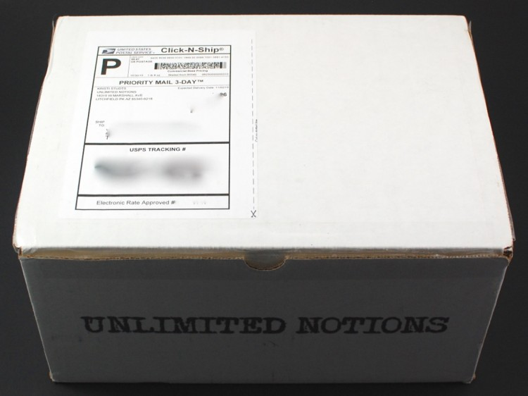 Unlimited Notions box