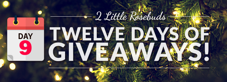 giveaway day 9