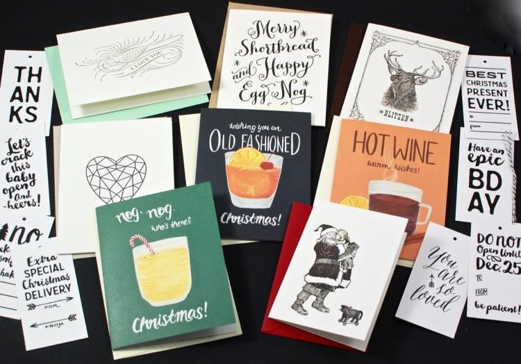 CardBox by Sendtiment November 2015 Review