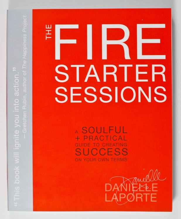 Fire Starter Sessions book