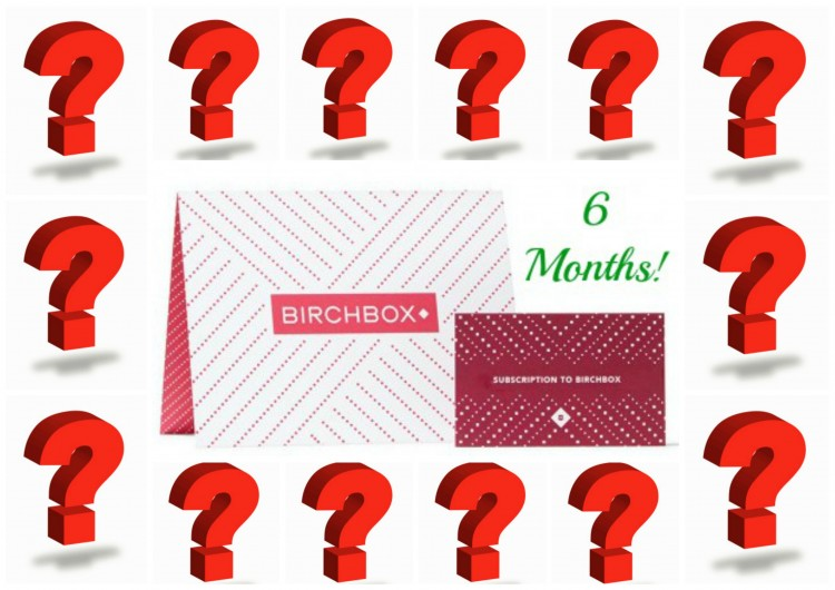 giveaway day 12 birchbox