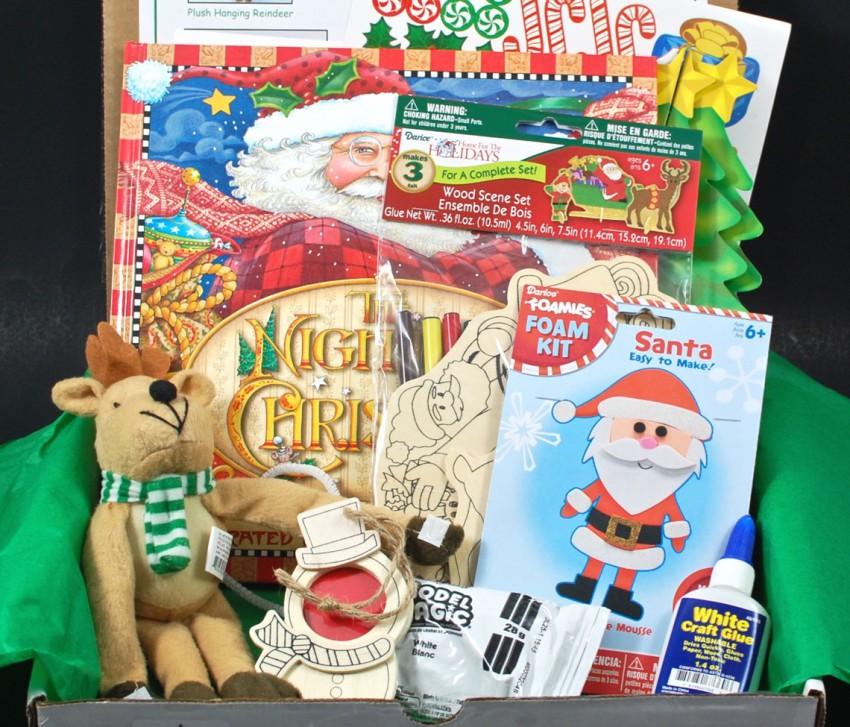 Ivy Kids holiday box