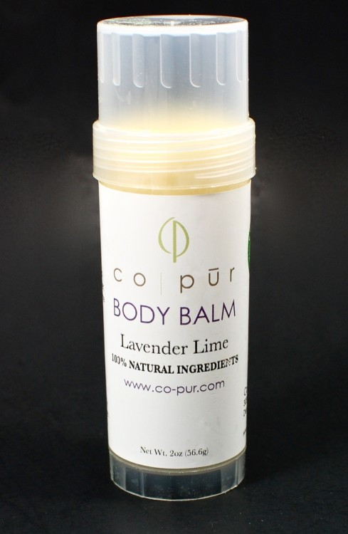 co-pur body balm