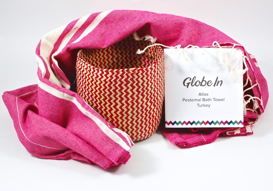 January 2016 GlobeIn benefit basket