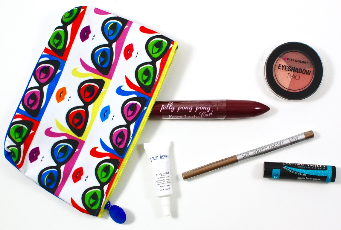 January 2016 Ipsy review