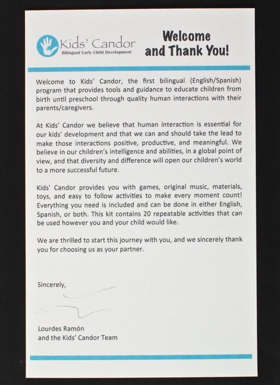 Kids Candor review