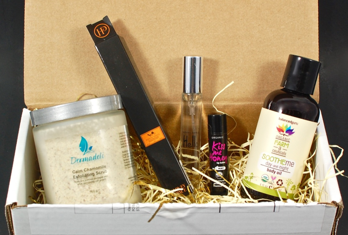 December 2015 Kloverbox review
