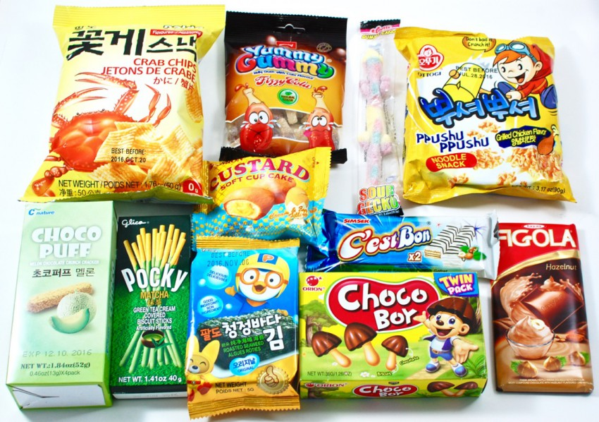 January 2016 MunchPak review