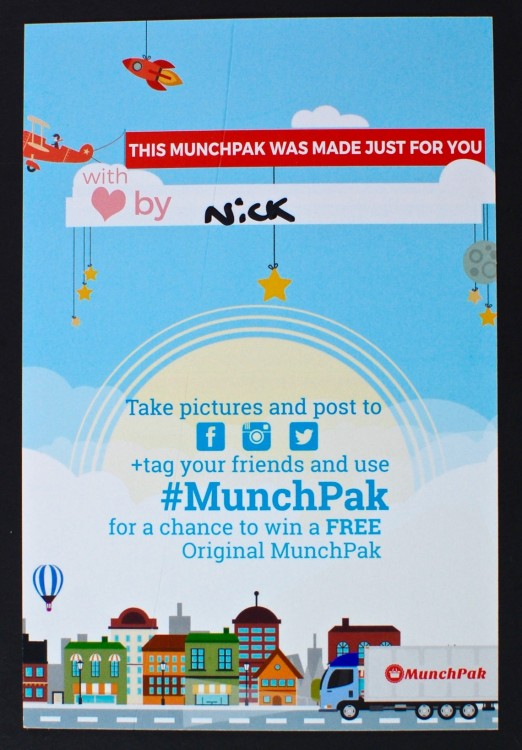 Munch Pack