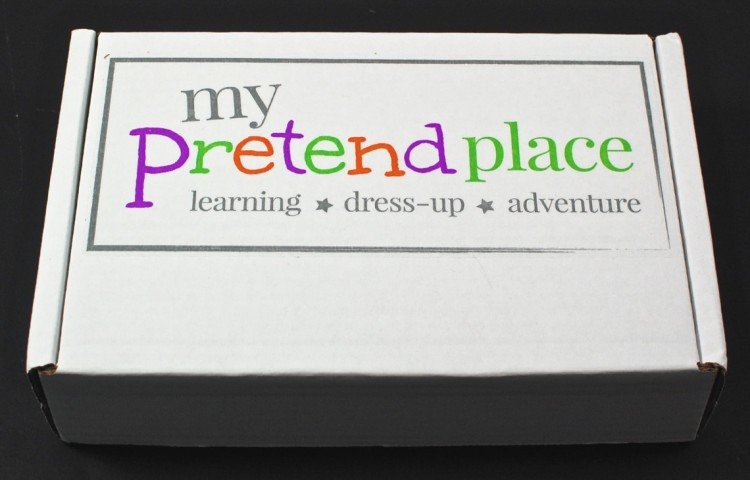 My Pretend Place projects box