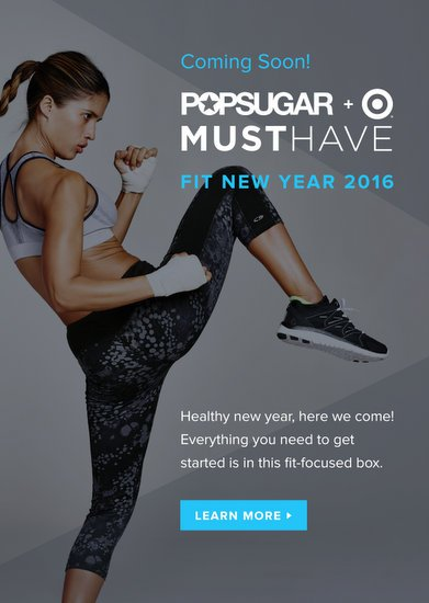 POPSUGAR Target box 2016