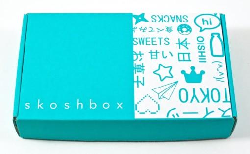 Skoshbox January 2016