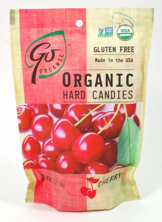 go organic hard candy