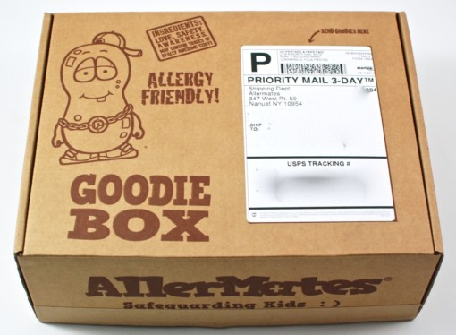 AllerMates Goodie Box