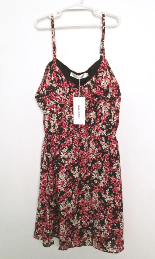 Bow & Arrow dress