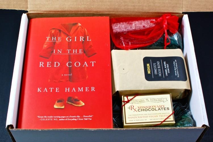 Cozy Reader Club box