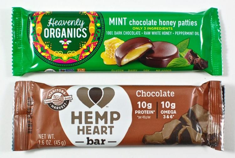 heavenly organics patties