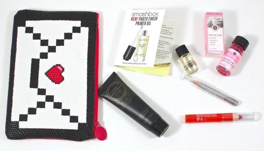 February 2016 Ipsy glam bag review