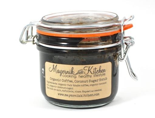 Mayernik Kitchen coffee scrub