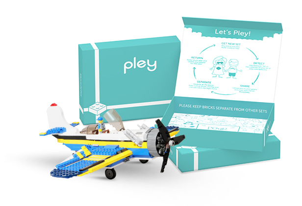 Pley toy rental