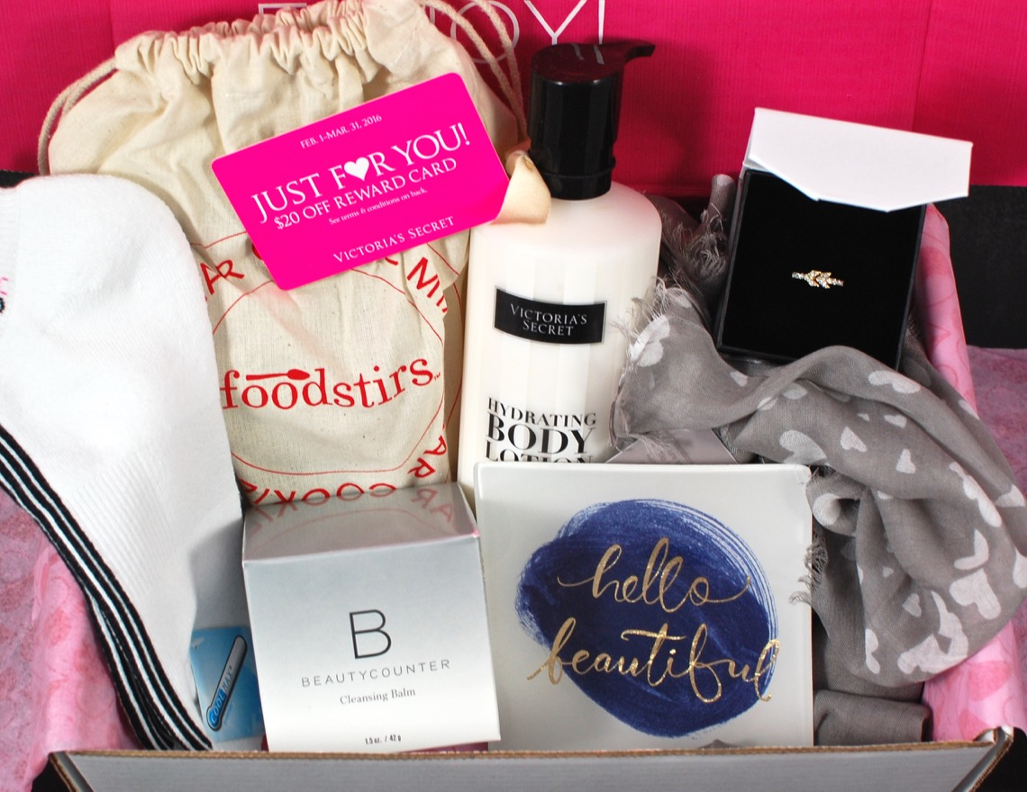 February 2016 POPSUGAR Must Have review