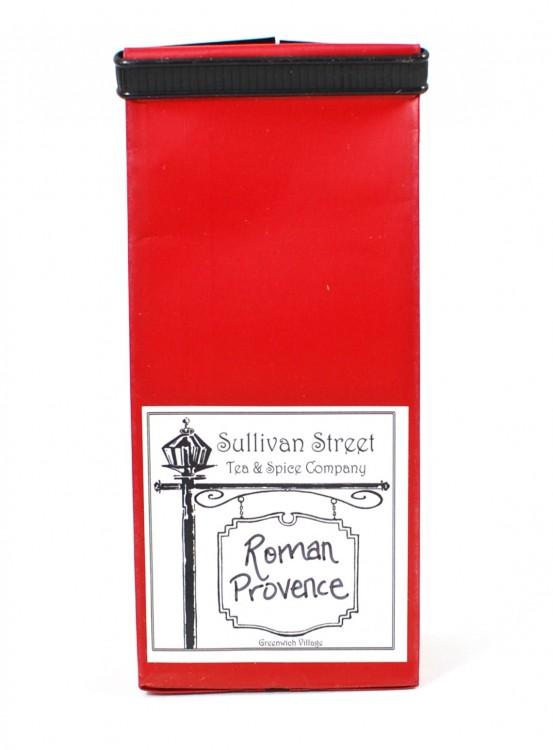 Roman Provence tea