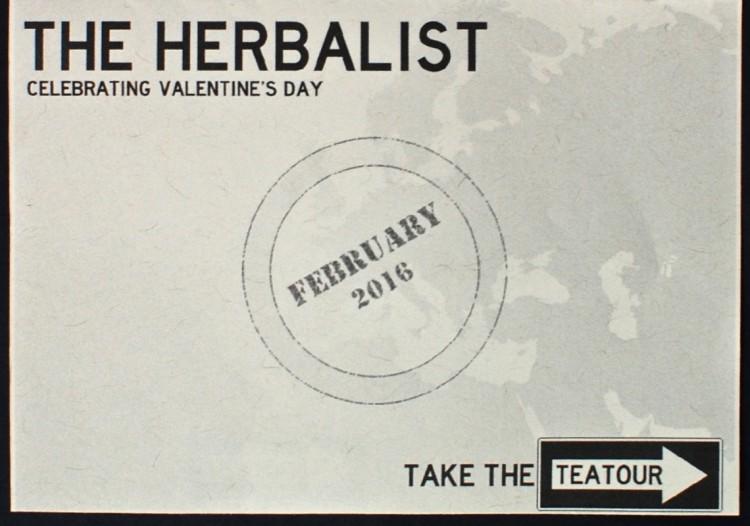 The Herbalist box