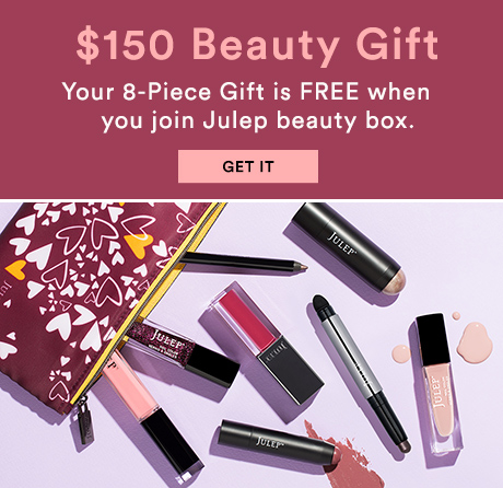 Julep free gift