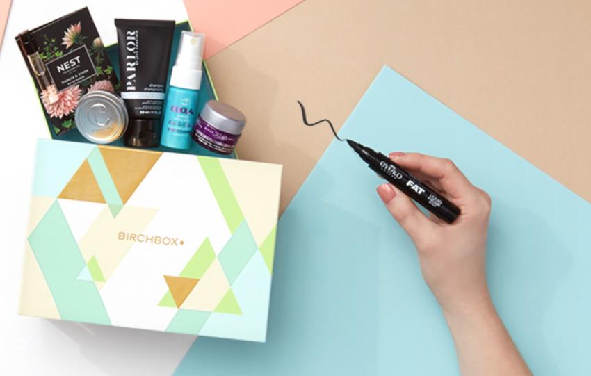 Birchbox free gift
