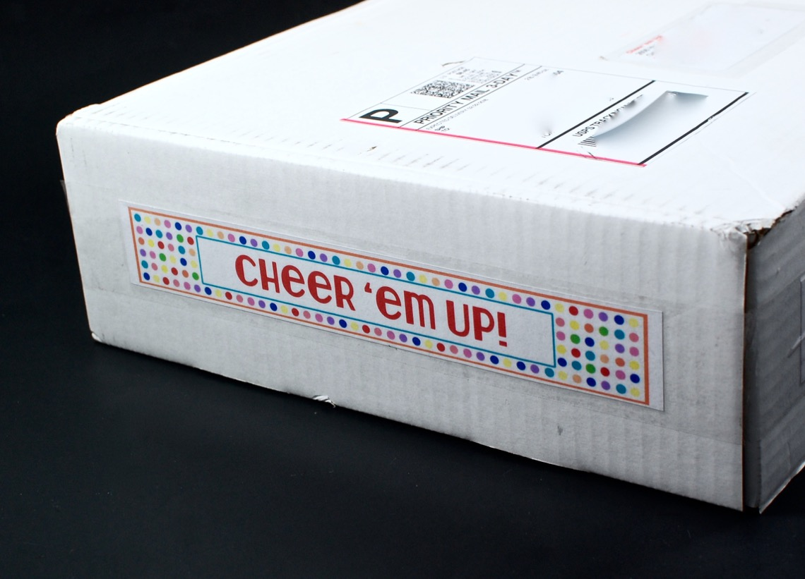 Cheer 'Em Up box