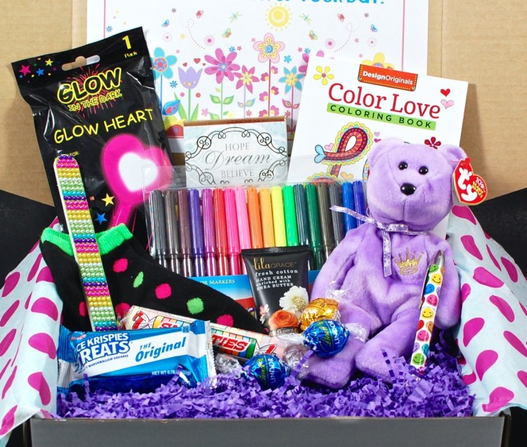 Cheer 'Em Up March 2016 Cheer Box Review & Coupon Code