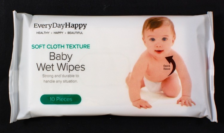 Everyday Happy wipes