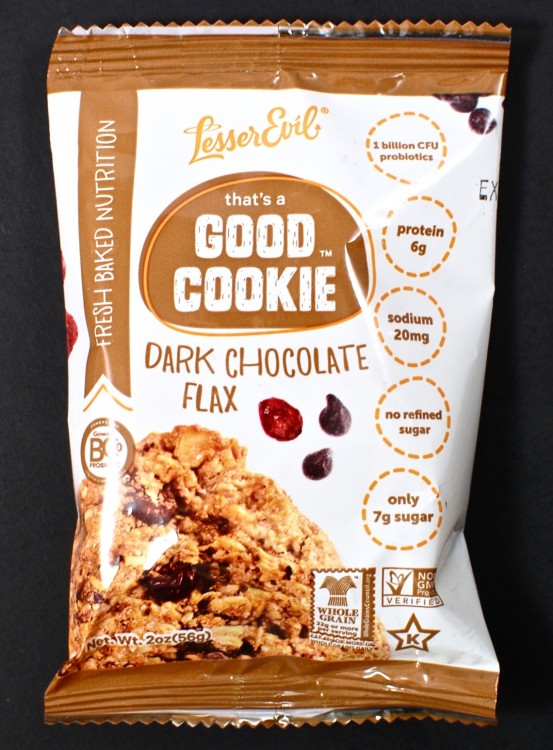 lesser evil good cookie