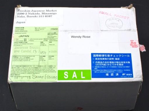 Freedom Japanese box