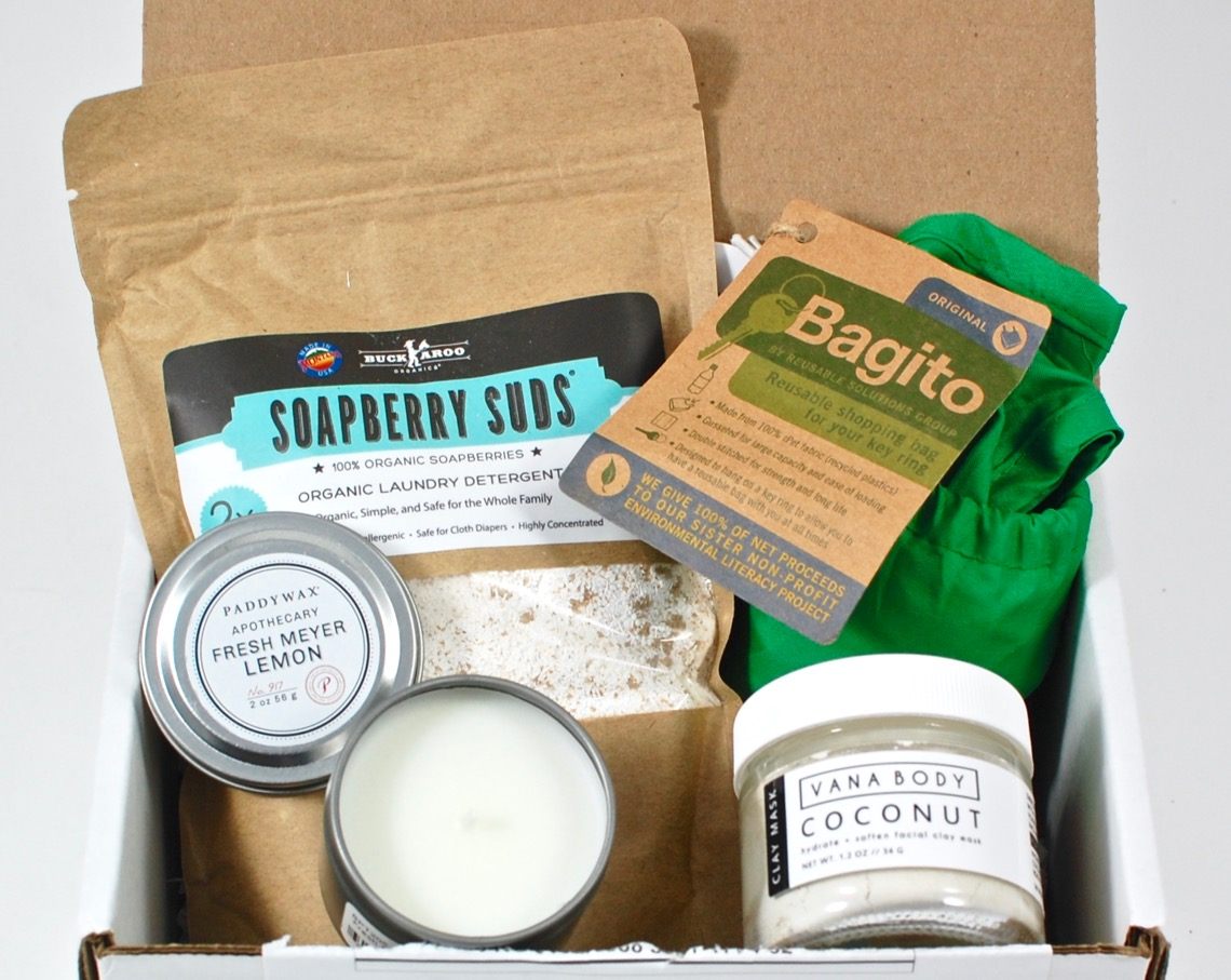 March 2016 Kloverbox review