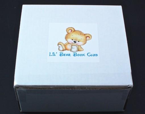 Lil Bear Book Club box