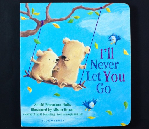 I'll Never Let you Go book