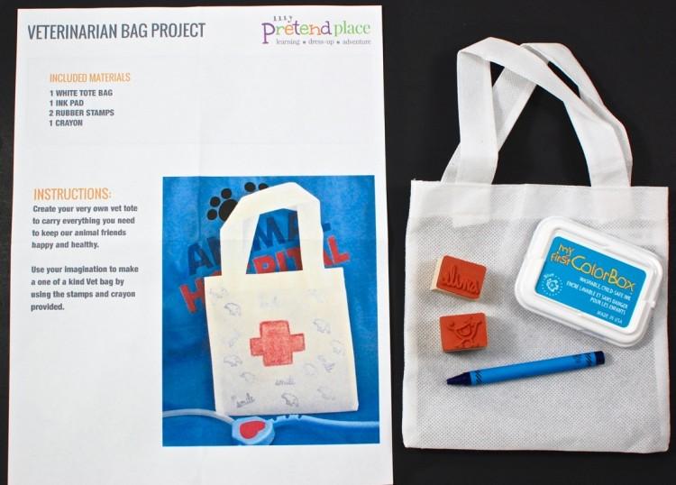 vet bag craft