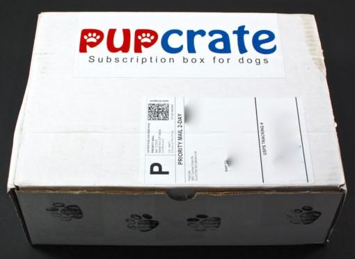 PupCrate box