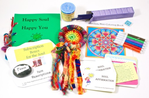 Subscription Box for the Soul review