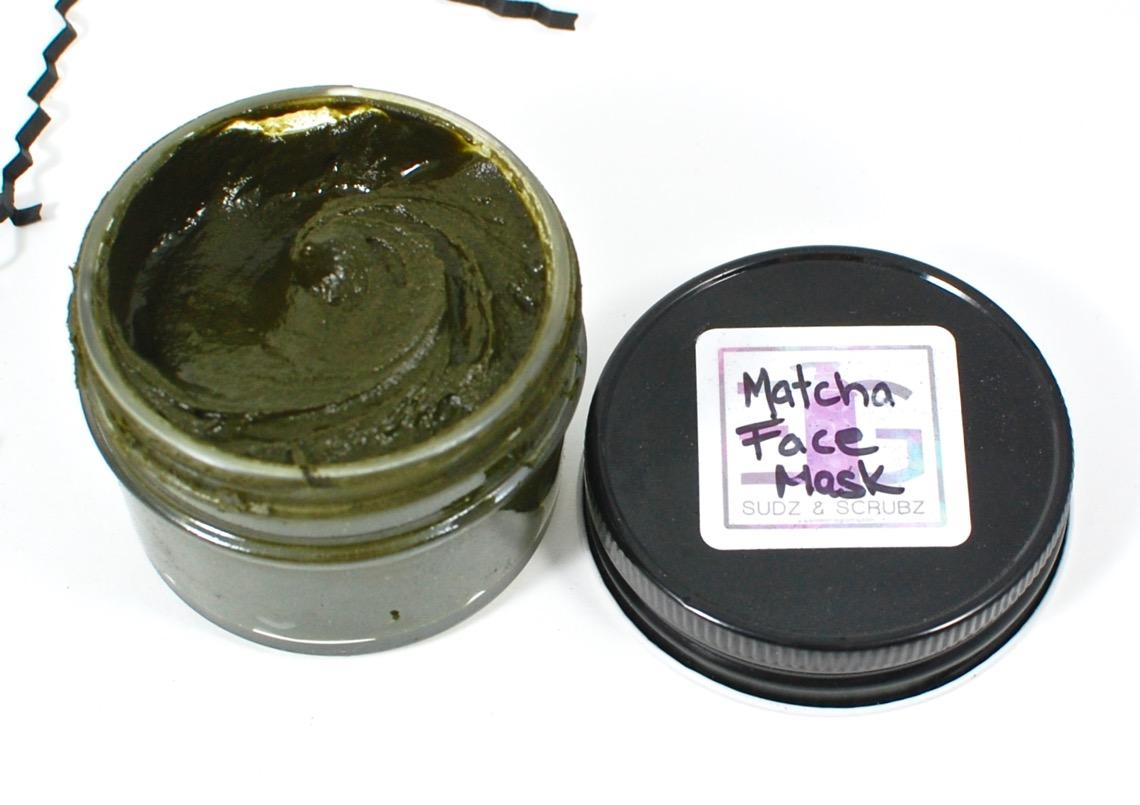 matcha mask