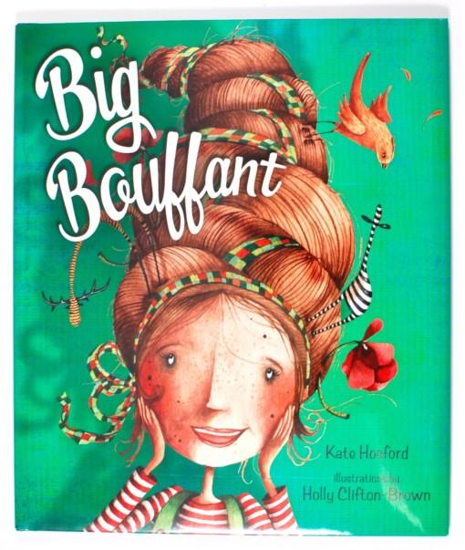 Big Bouffant book