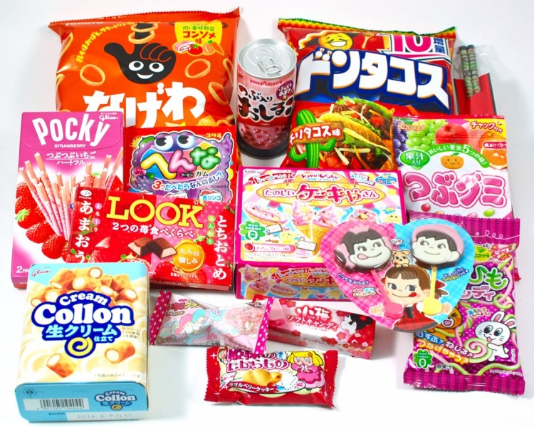 TokyoTreat February 2016 Japanese Candy Box Review