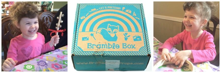 April 2016 Bramble Box review