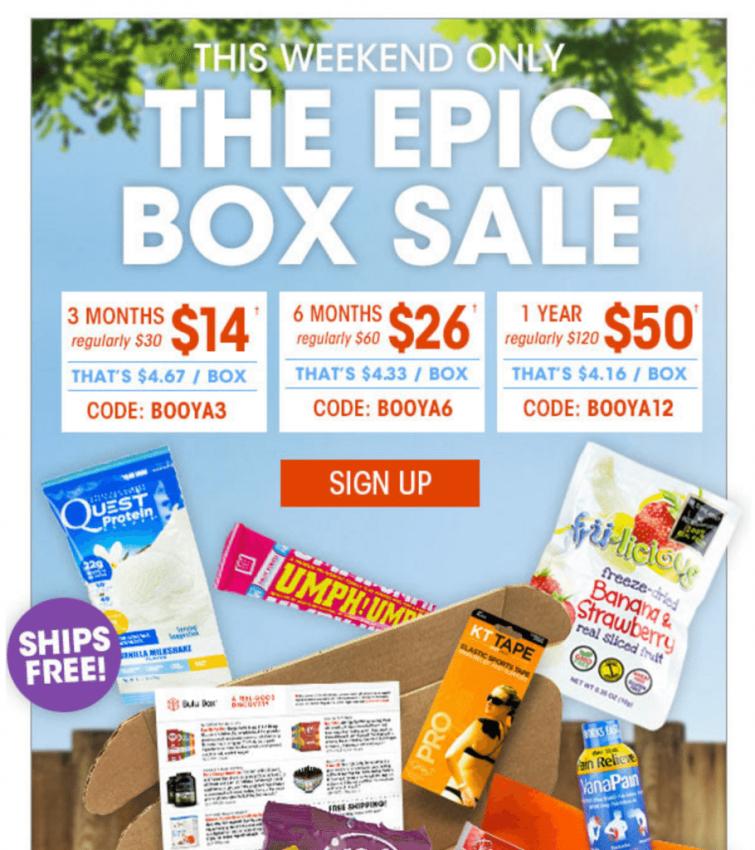 bulu box coupon code