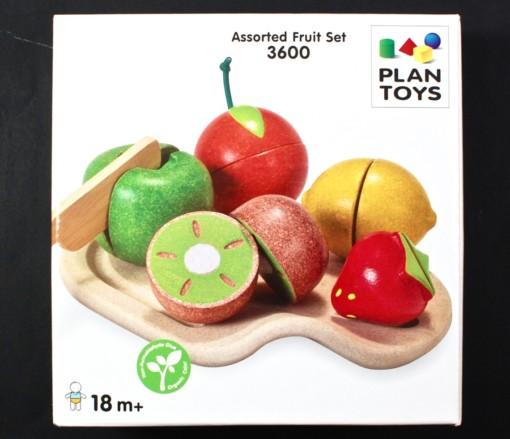 Plan Toys fruit set
